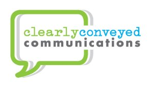 Clearly Conveyed Communications logo