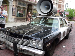 Blues Brothers car