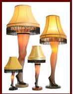 Leg Lamps