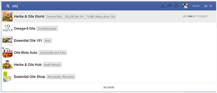 Facebook Graph Search: A Case Study | clearly conveyed communications