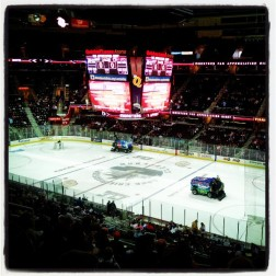Lake Erie Monsters hockey