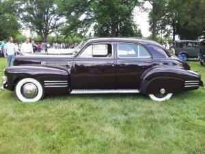 I love classic cars