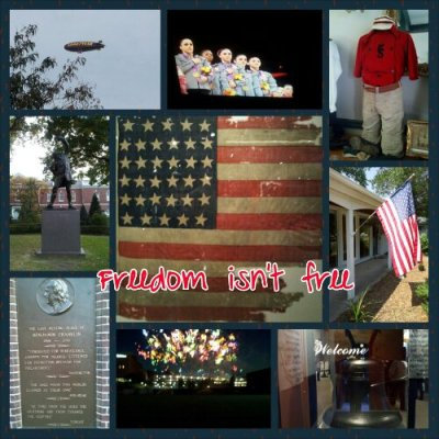Independence Day collage