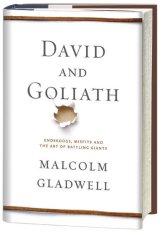 David And Goliath bookcover