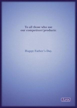 Father's Day Durex ad