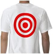 What's your bulls-eye?