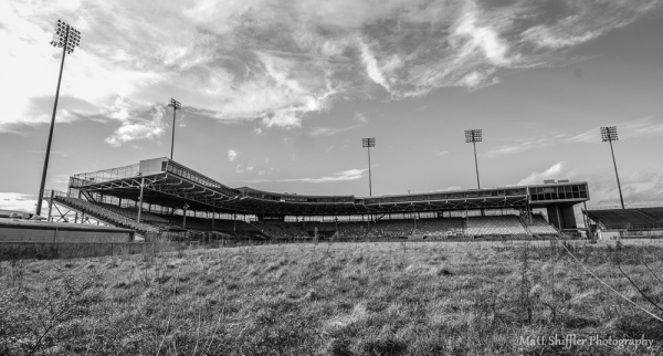 Center Field by Matt Shiffler Photography