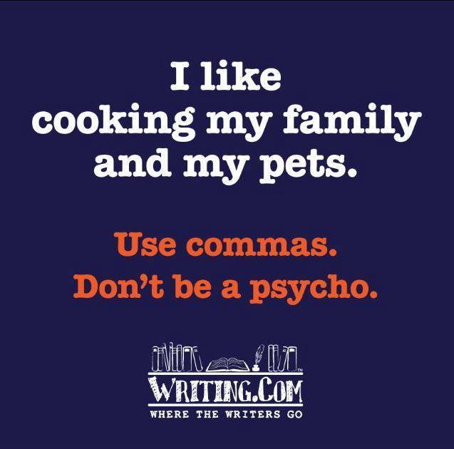 Grammar can change everything.