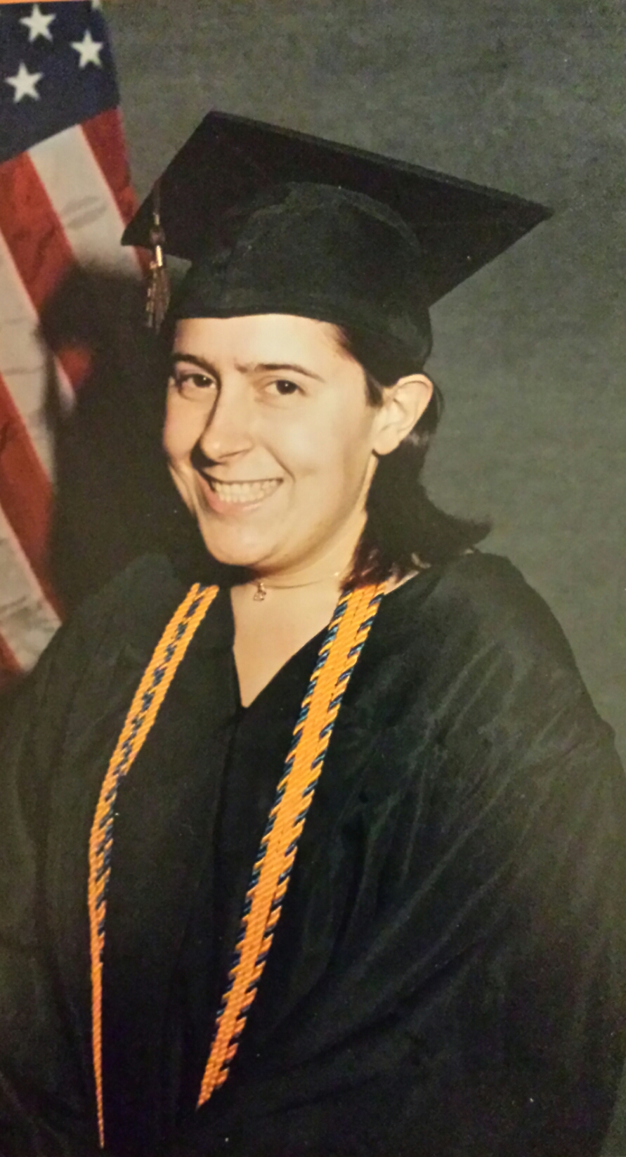 college graduation photo