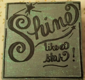 Speak up -- and shine like a star!