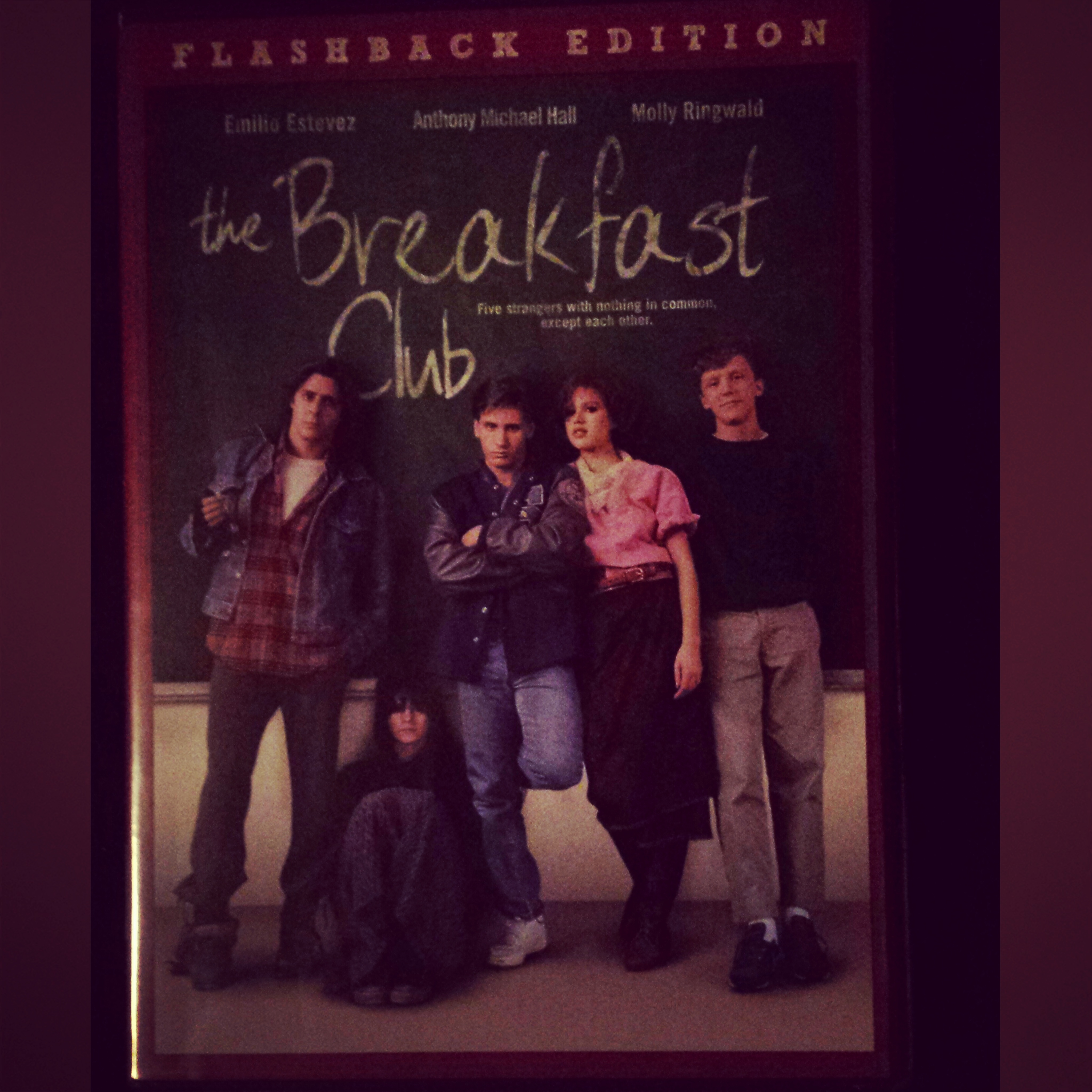 ethnography of communication in the breakfast club While a number of feature films can be used in group-process instruction, twelve angry men and the breakfast club are particularly valuable for analyzing group.