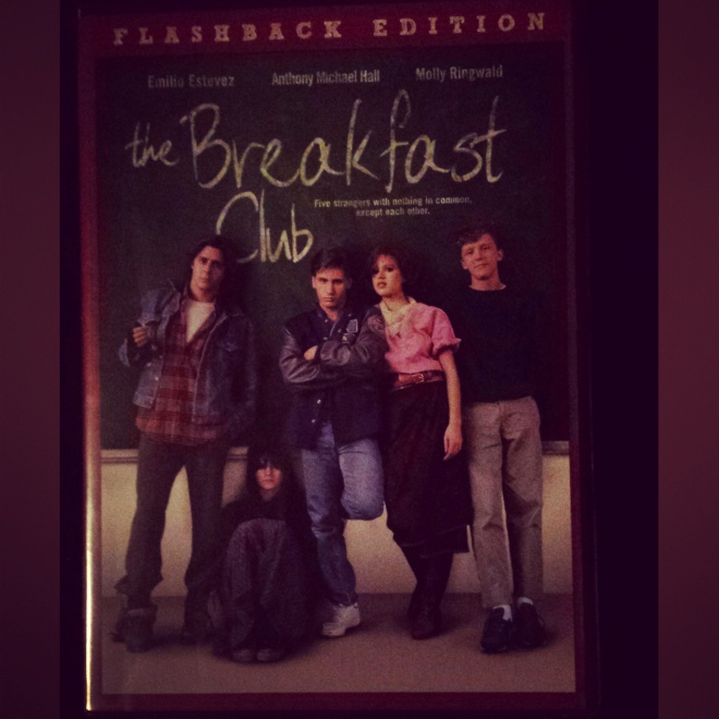 On Writing: Lessons From The Breakfast Club