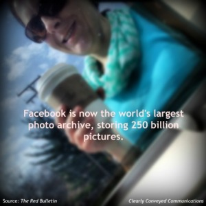 DYK? Facebook is the world's largest photo archive.