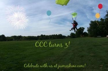 CCC turns 3!