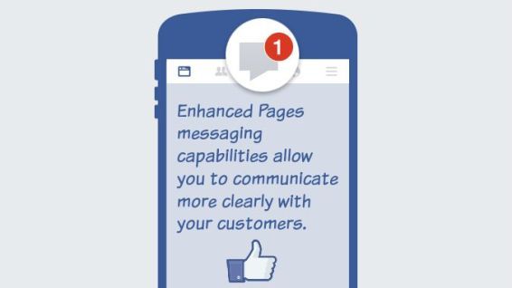 Are you utilizing the enhanced Pages messaging capabilities?