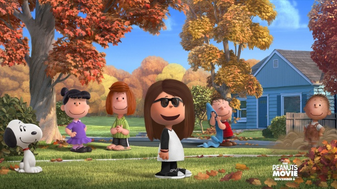 Get Peanutized: The Peanuts Movie's interactive promotion