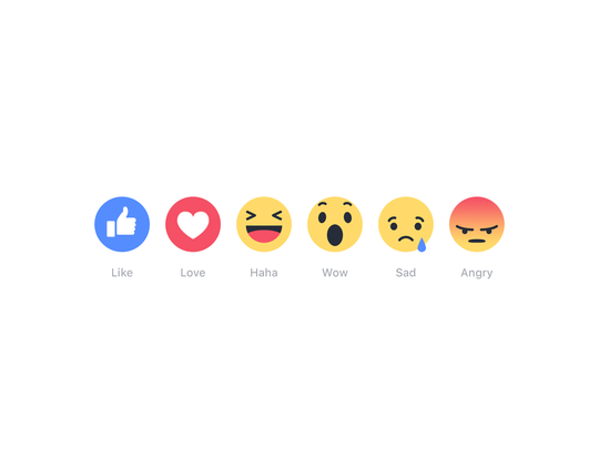How to incorporate Facebook Reactions into your strategy
