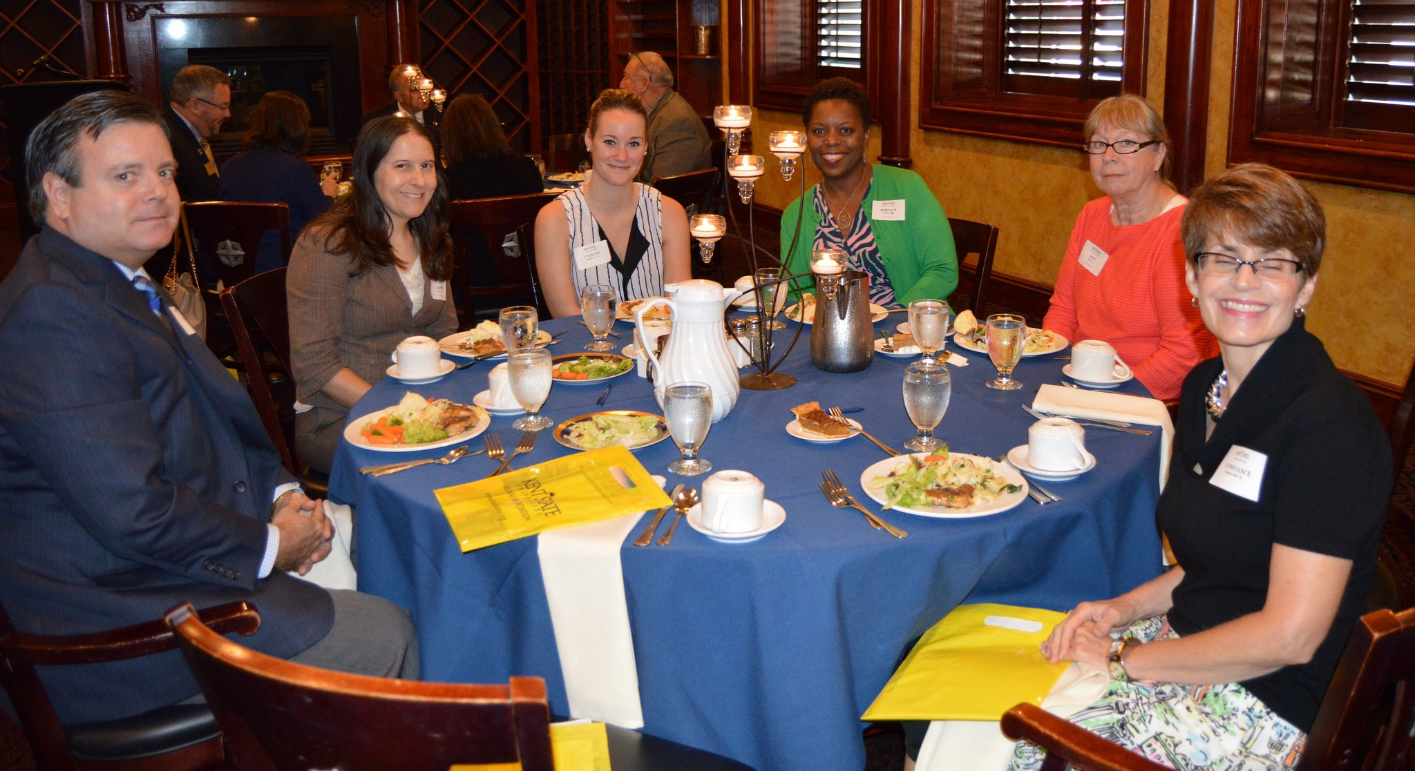 Kent State University Alumni Association Akron Networking Luncheon