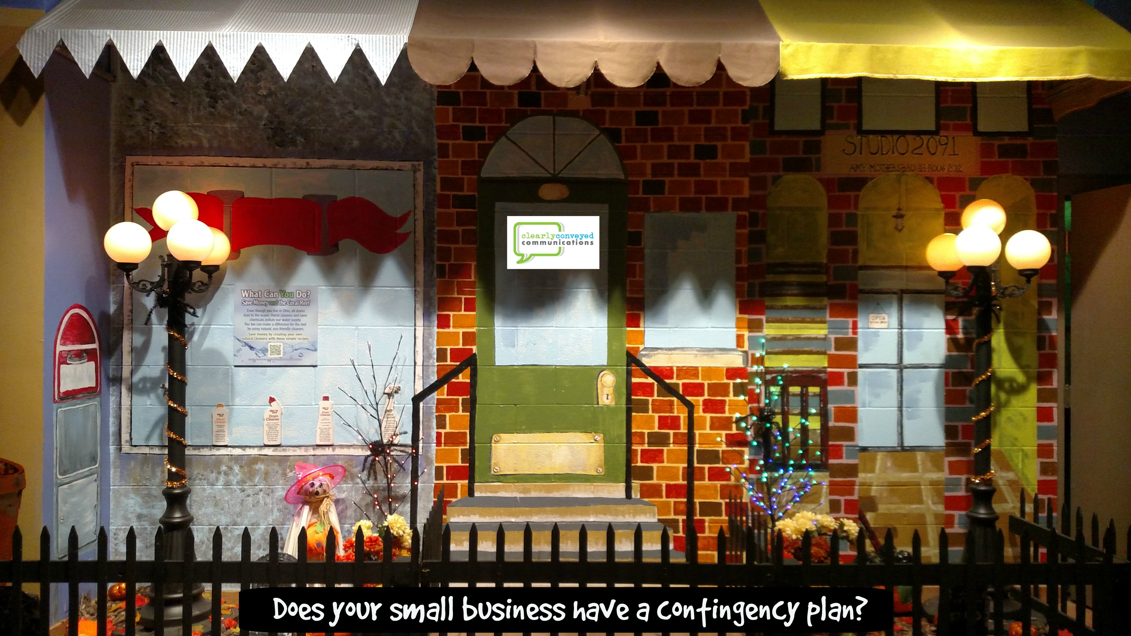 Does your small business have a contingency plan?