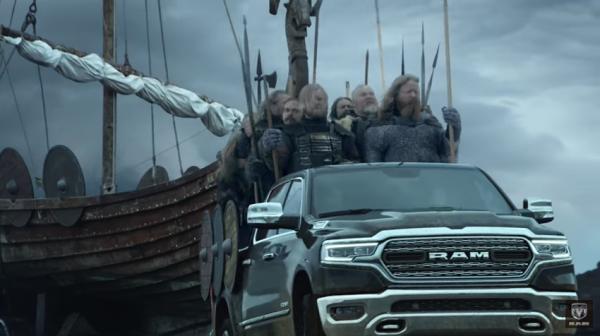 Icelandic Vikings on The All-New Ram 1500